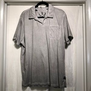 NWOT Collared Short Sleeve Shirt with Pocket XXL